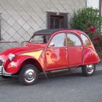 la 2cv de William