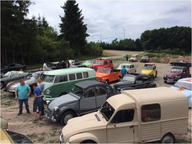 ohnenheim voitures anciennes