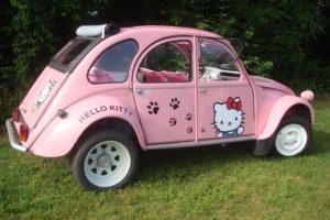la Hello Kitty de Lydie